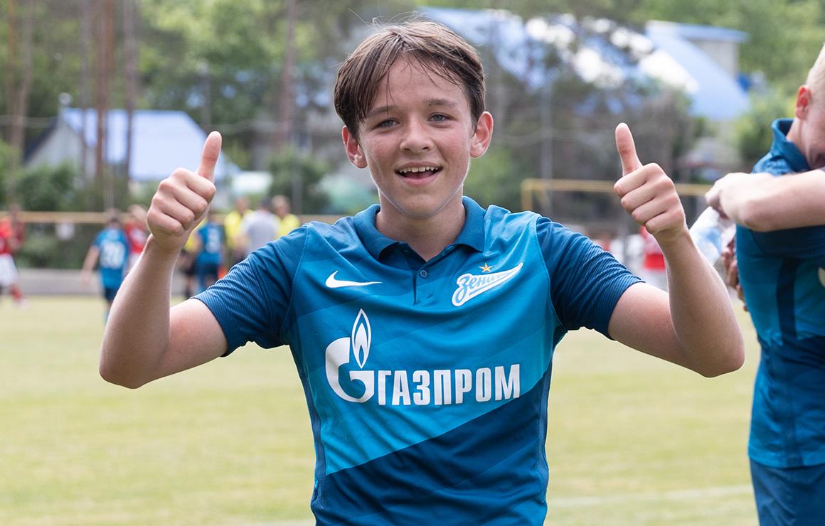 «Зенит» U-14 — чемпион Первенства МРО «Северо-Запад»