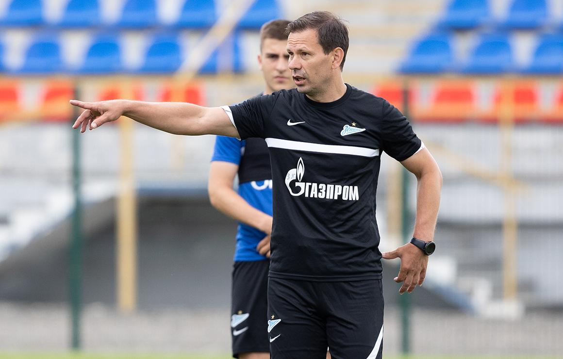 Константин Зырянов: «К чемпионату, который стартует 23 июля, ребята подойдут уже в хорошей форме и с нормальным пониманием футбола»