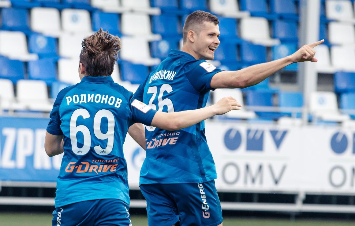 Станислав Крапухин: «Летящий ко мне мяч я видел будто в замедленном действии»