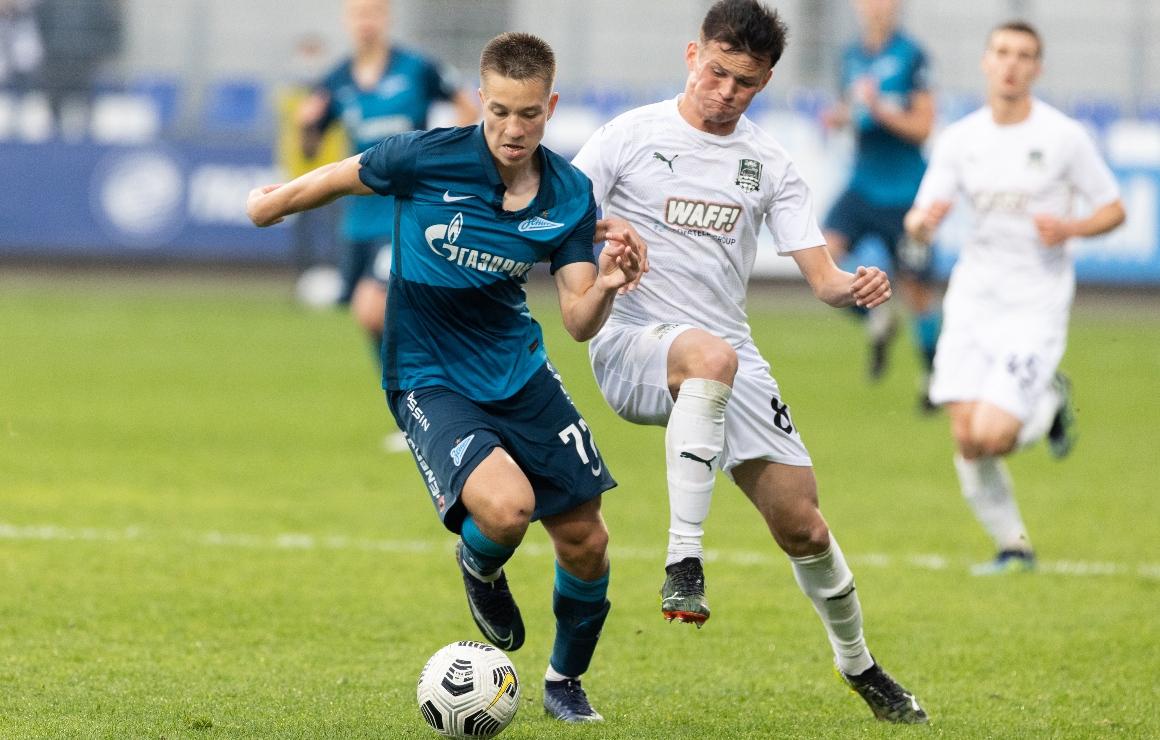 Евгений Ким: «Рад, что дебютировал именно в таком матче».