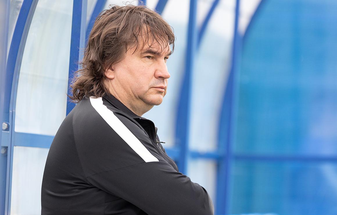 Дмитрий Радченко: «Выпускники показали, что умеют и любят играть в футбол, ставят перед собой самые высокие цели»