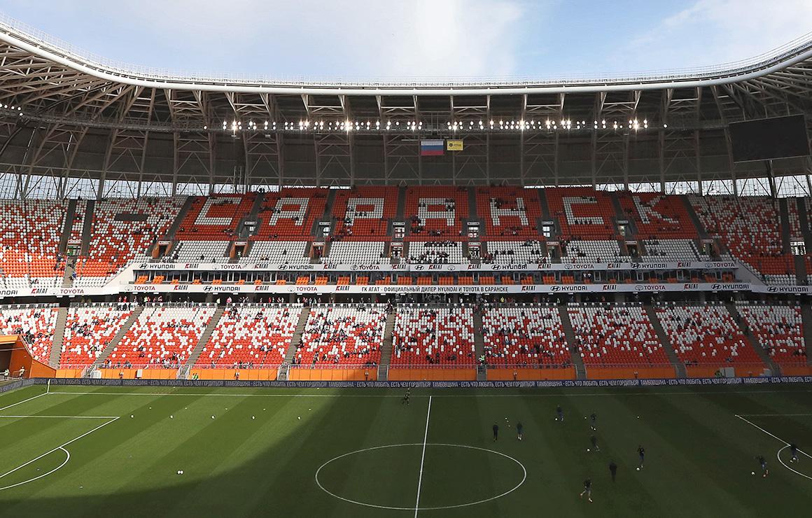 «Тамбов» — «Зенит»: заключительный матч сезона обслужит бригада Антона Фролова