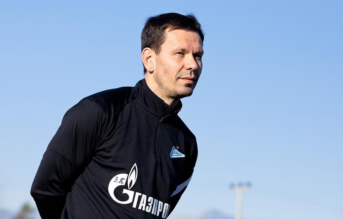 Константин Зырянов: «В матче с «Текстильщиком» мы старались играть в футбол, а не просто бороться на поле»