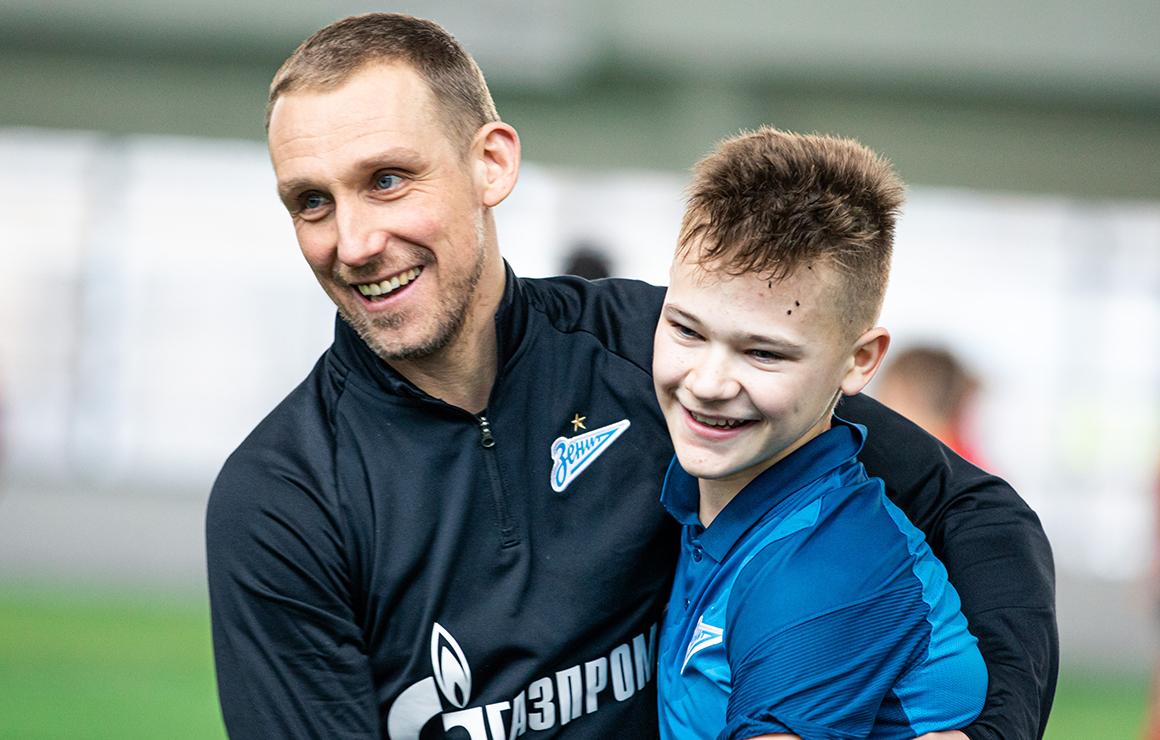 Константин Линёв — о победе на Первенстве России, развитии футболистов и успехах Академии